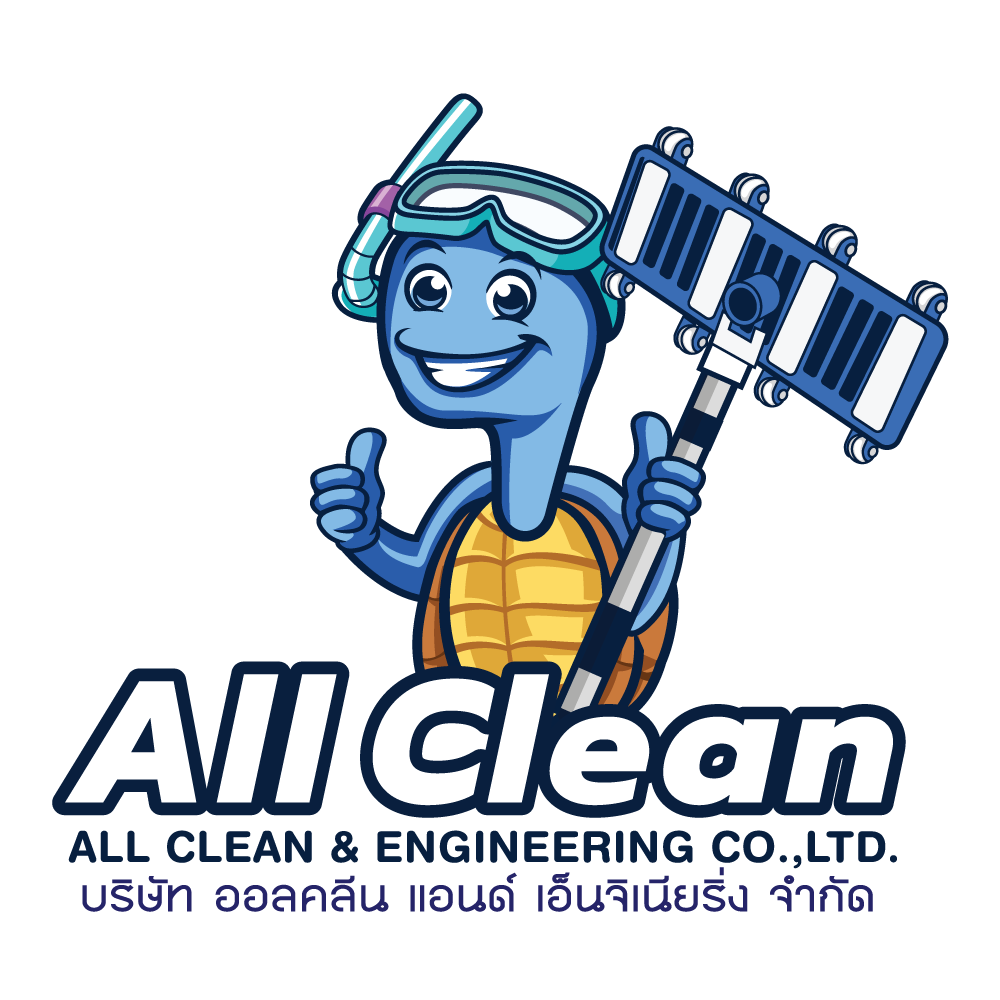 All Clean บริการบ้านสระว่ายน้ำครบวงจร สร้างดูแลสระ ซ่อมแซม อุปกรณ์ทุกชนิดและบริการล้างแทงค์น้ำดี และล้างบ่อบำบัด