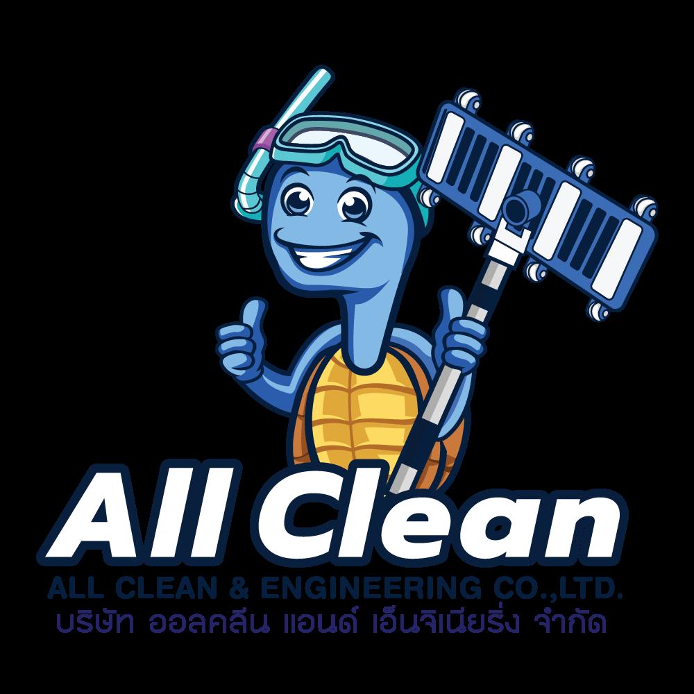 All Clean บริการดูแลสระว่ายน้ำครบวงจร สร้าง ซ่อมแซม ดูแล อุปกรณ์ สระว่ายน้ำ